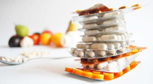 варианты витаминов