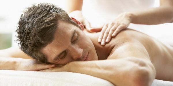массаж мышц