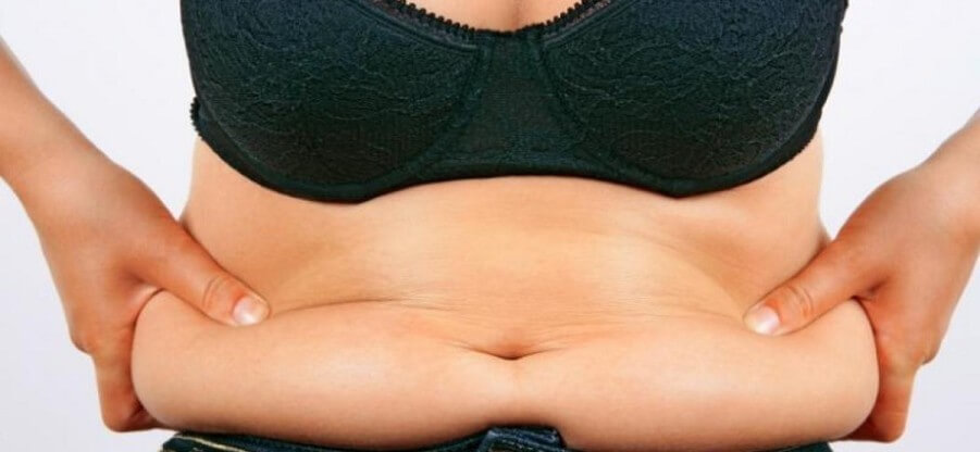 Как можно быстро сбросить лишний жир с талии?