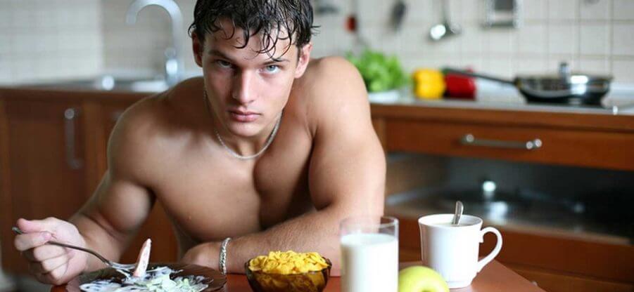 Как эктоморфам набрать массу тела: вопросы питания и тренировок
