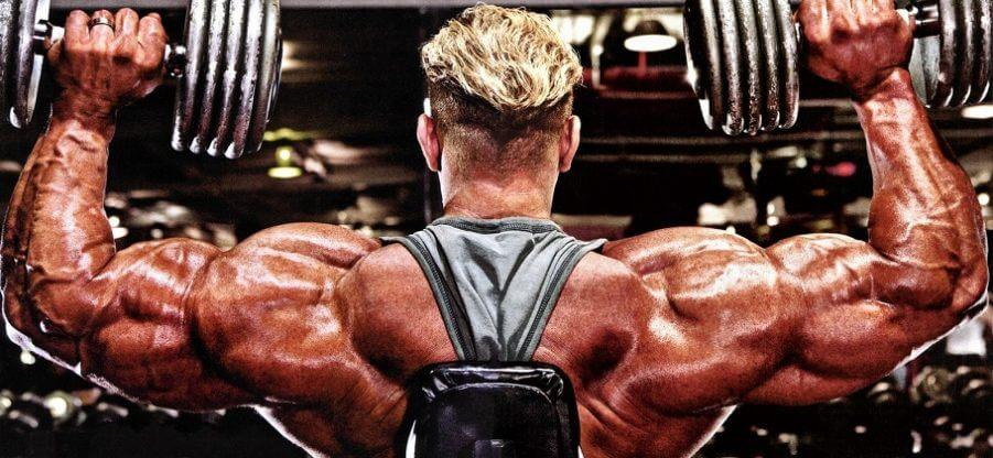 Как можно накачать широкие плечи: оптимальный подбор упражнений