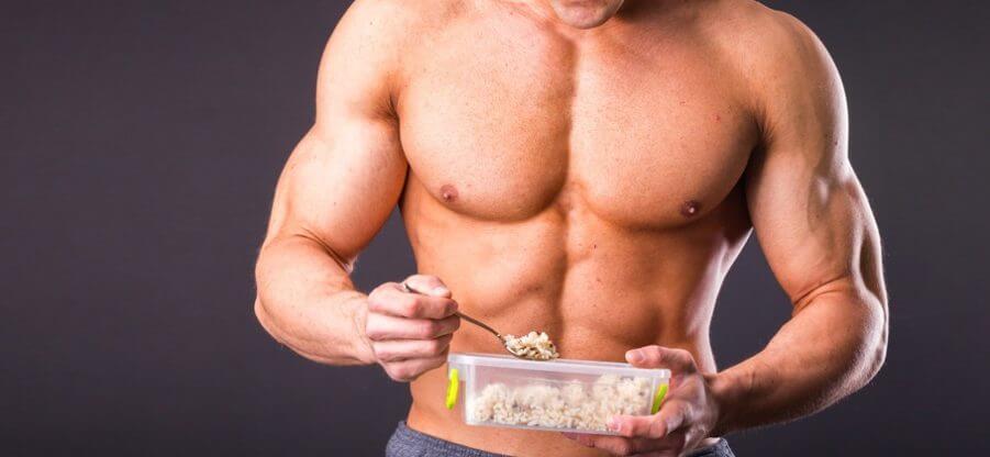 Каким должно быть правильное питание для наращивания мышечной массы?
