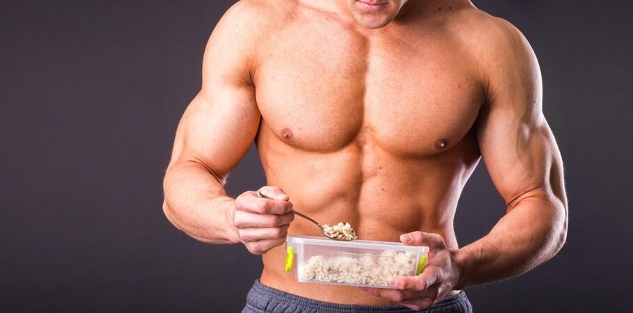 Правила питания для наращивания мышц