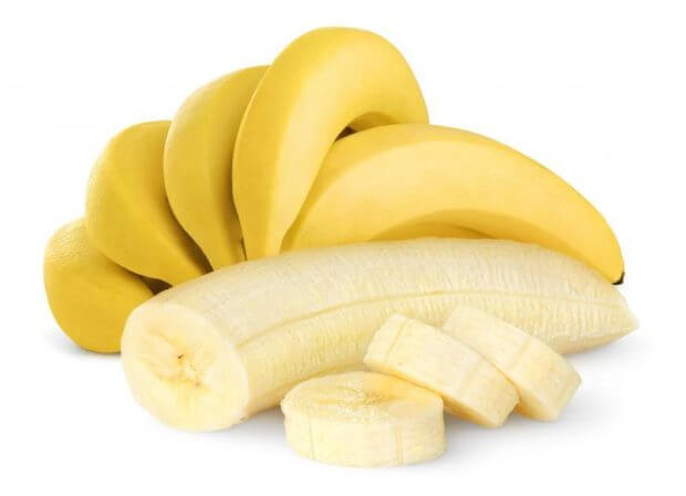 Банан очень вкусный и полезный
