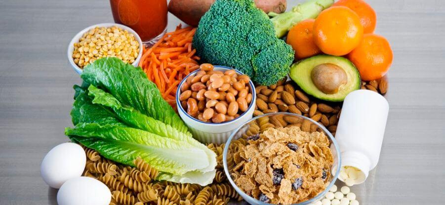 Фолиевая кислота: в каких продуктах питания ее содержится больше всего