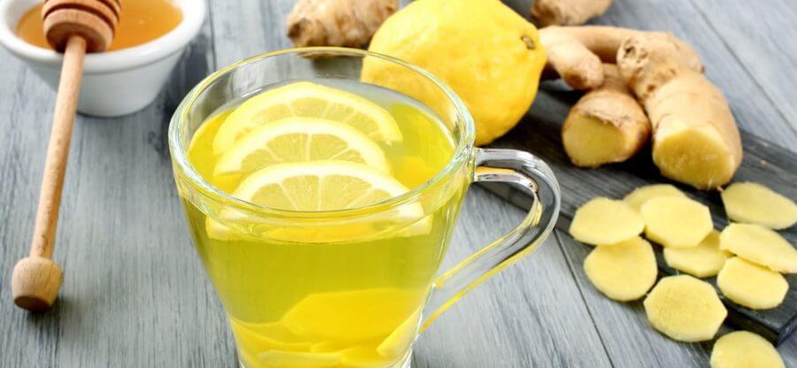 Эффективный рецепт для похудения с имбирем, лимоном и медом