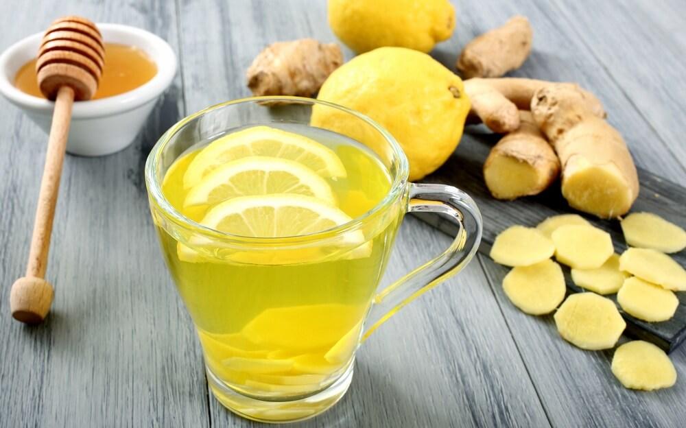 Имбирь, мёд, лимон – вкусный рецепт для похудения