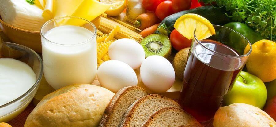 В каких продуктах питания больше всего содержится магния?