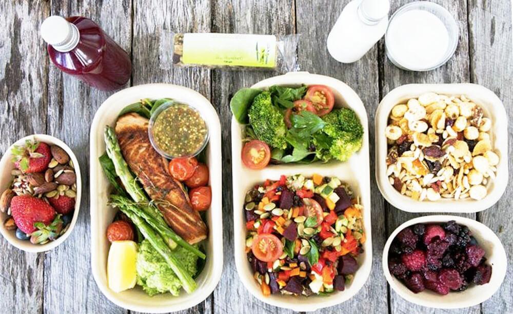 меню правильного питания недорого для похудения