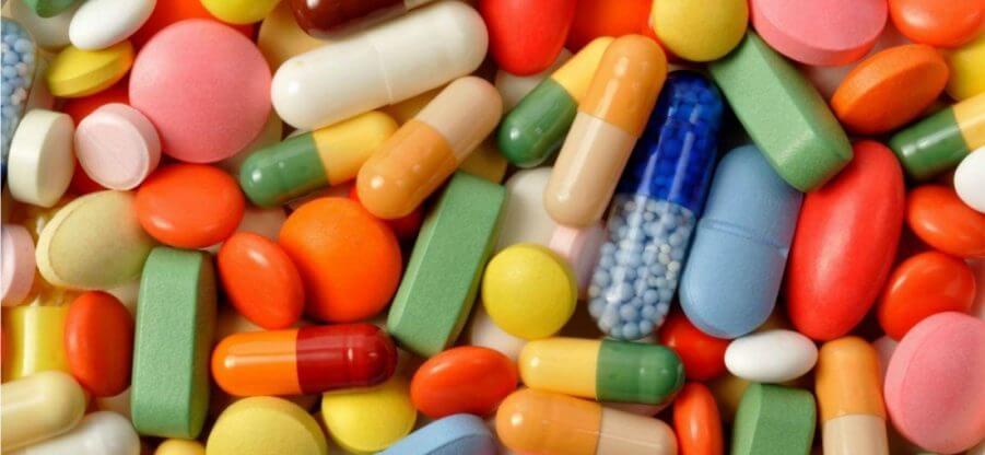 Варианты комплексов витаминов группы В в таблетках