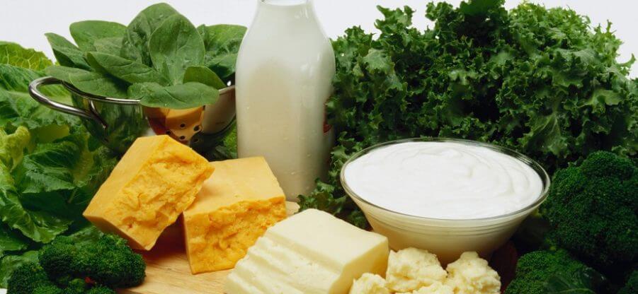 В каких продуктах питания больше всего содержание витамина Д?