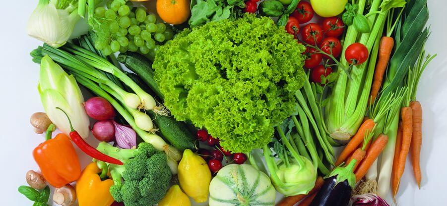В каких овощах и фруктах содержатся витамины группы В?