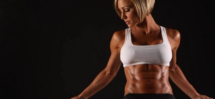 План питания для набора мышечной массы для девушек
