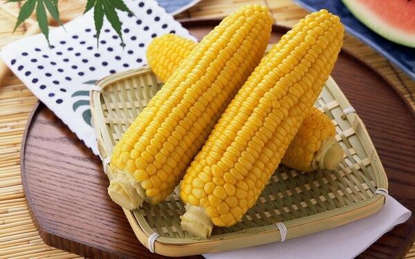 Кукуруза - источник углеводов