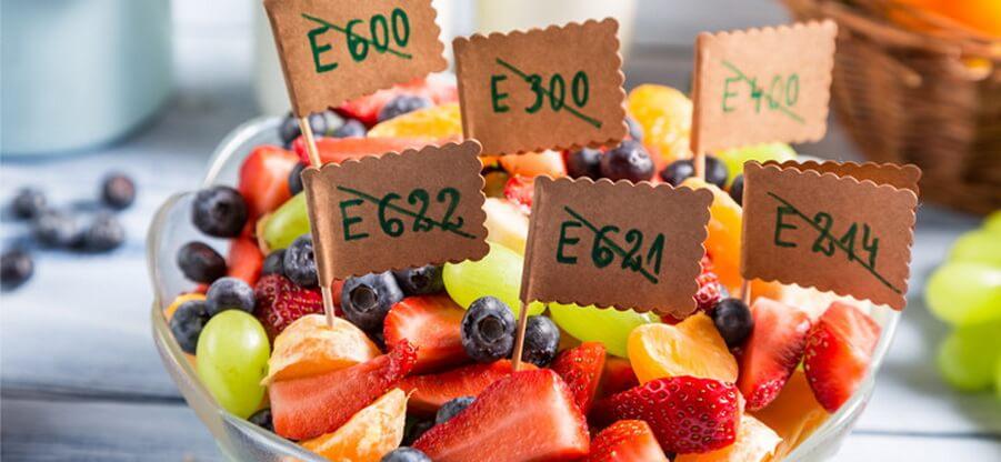 Таблица вредных пищевых Е-добавок в продуктах питания и как они могут навредить