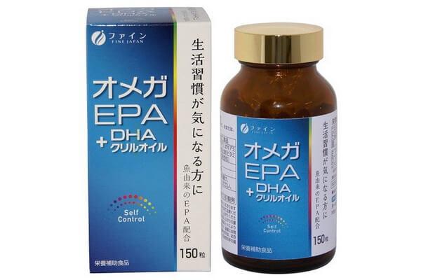 Омега-3 с витамином Е и каротиноидами
