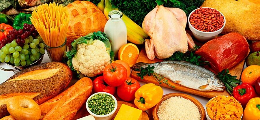 Таблица содержания витаминов в продуктах