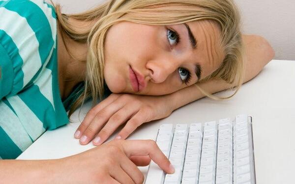Усталость - причина дефицита