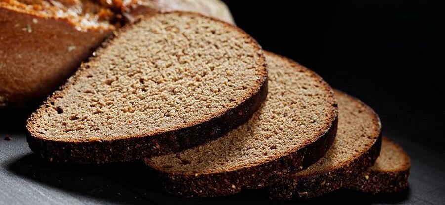 Постный отрубной хлеб для похудения: рецепт в