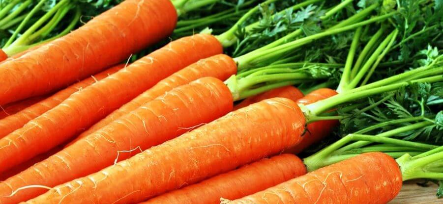 Какие витамины и минералы содержатся в моркови?
