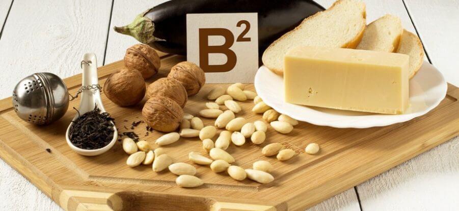 Для чего нужен и в каких продуктах питания содержится витамин В2?