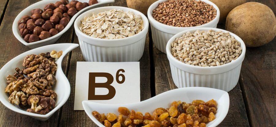 Где содержится и для чего нужен организму витамин В6?