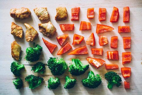 важные правила питания