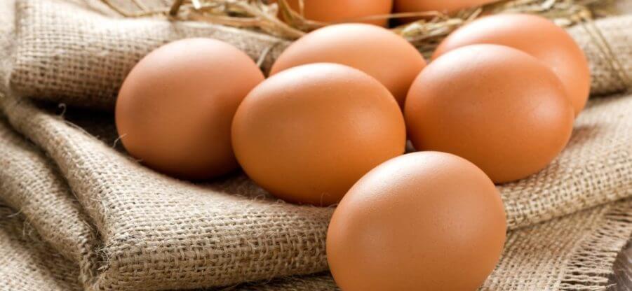 Сколько грамм белка содержится в одном курином яйце?