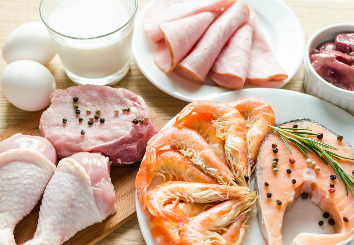 Белковое питание для похудения подробное меню