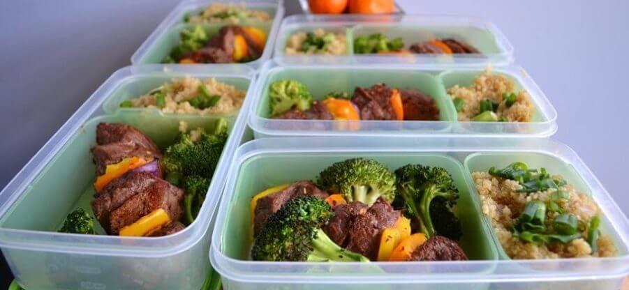 Основы рациона питания для набора мышечной массы для мужчин