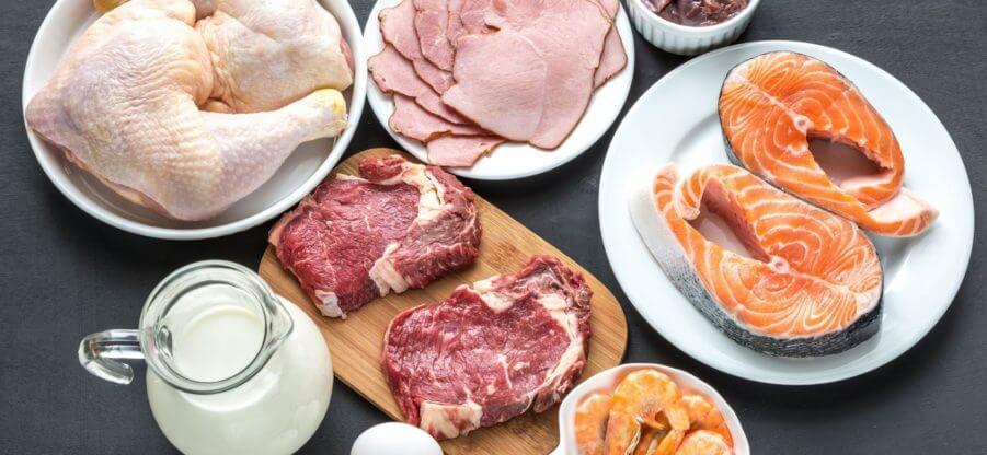 Диета Дюкана: разрешенные продукты питания по этапам