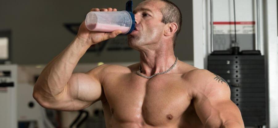 Как выбрать спортивное питание для набора мышечной массы?