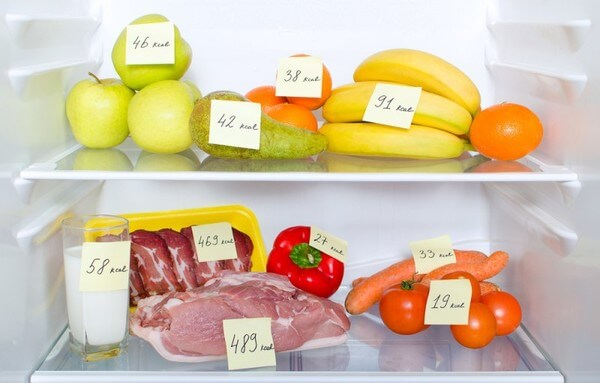 показатели ценности блюд