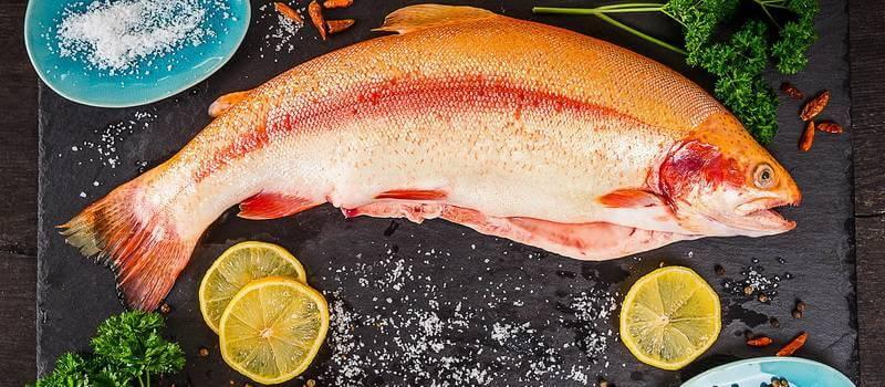 Какие витамины и полезные вещества есть в рыбе