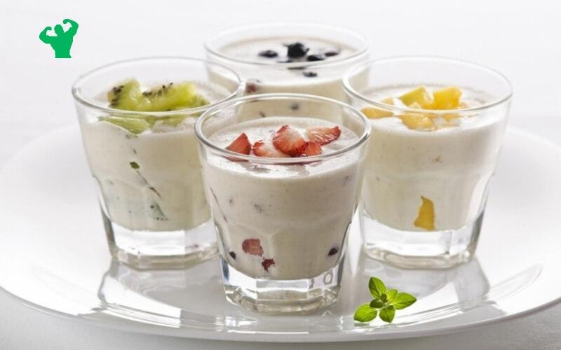 рецепты белковых коктейлей