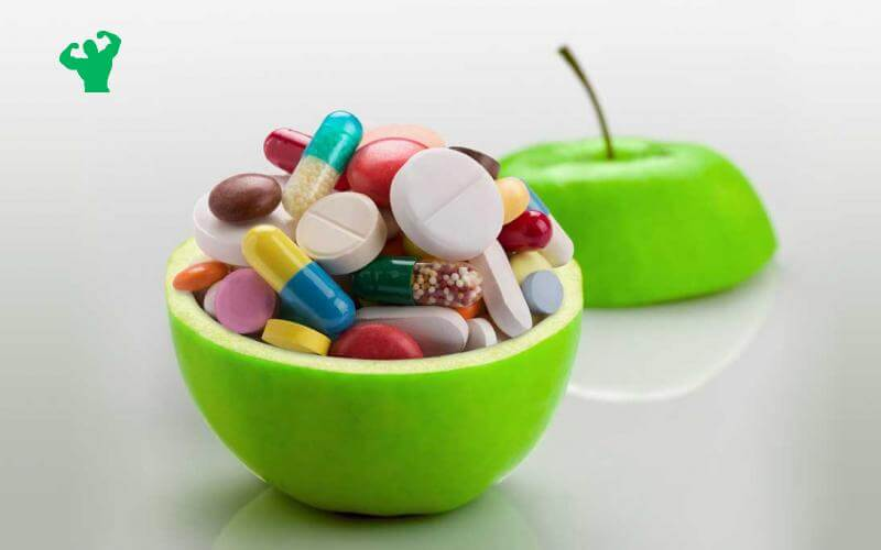 витамины при сушке тела