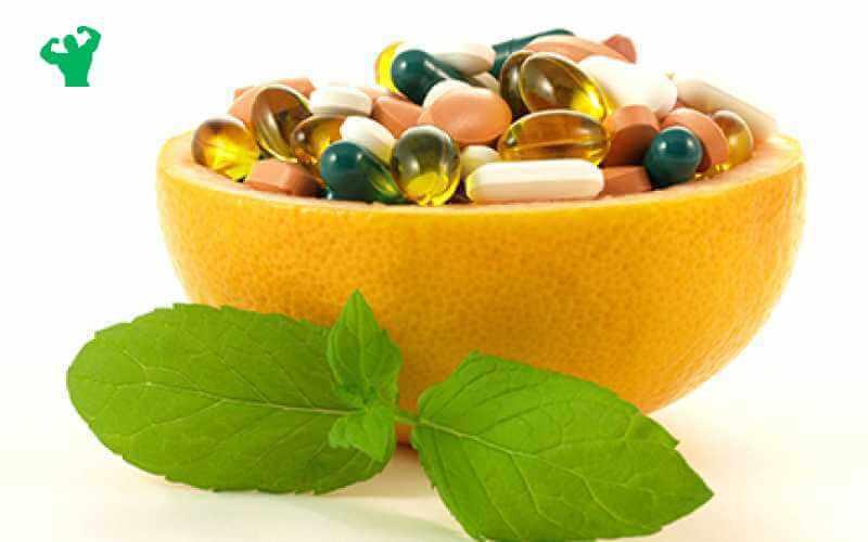 витамины для предотвращения травм