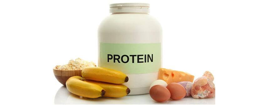 Протеин и белок в спортивном питании