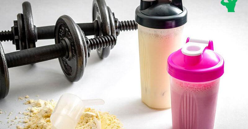 Правильное питание при занятиях в тренажерном зале