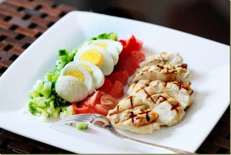 Ужин при правильном питании: что можно есть?
