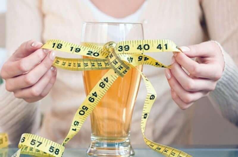 Какие напитки можно пить при диете