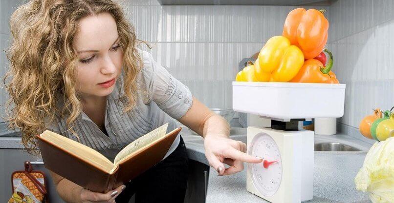 Сбалансированное питание для женщин: меню для похудения на неделю