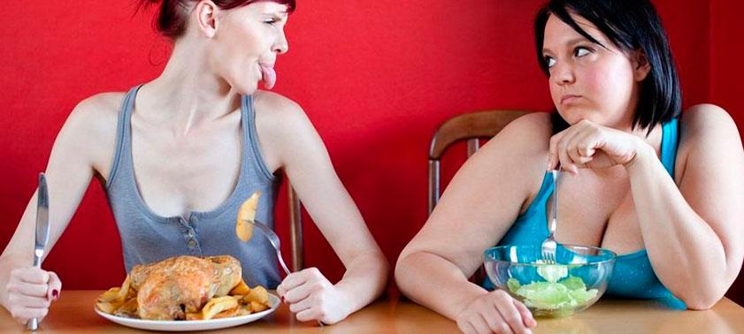 Как много есть и не толстеть?
