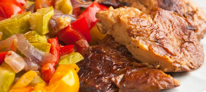 Как заменить обычное мясо веганским?