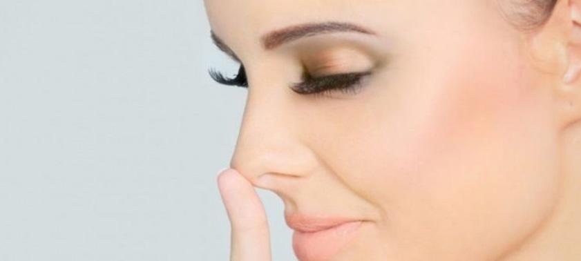 Как можно уменьшить нос в домашних условиях?