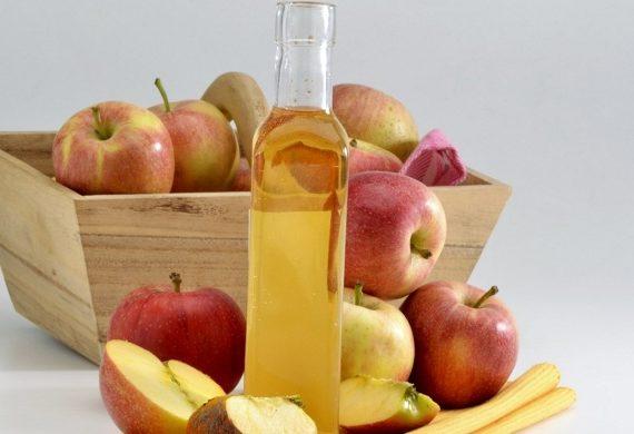 яблочный уксус для похудения вред