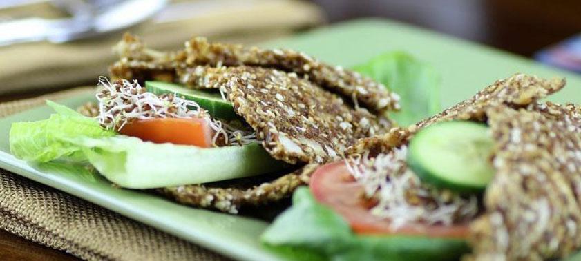 Рецепты сыроедческих блюд на каждый день