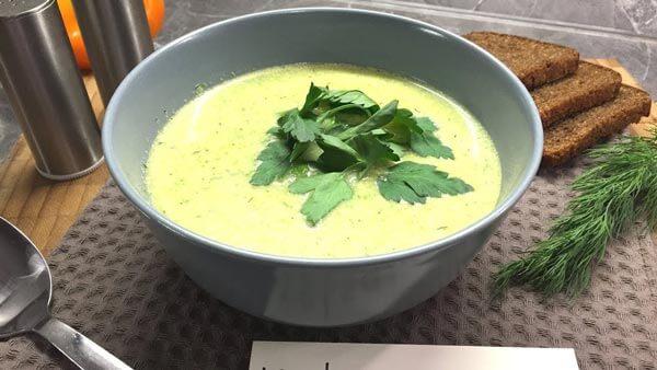 Рецепты диетических супов-пюре