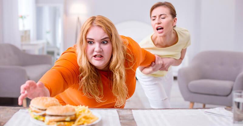 Как сохранить фигуру и перестать переедать в праздники?