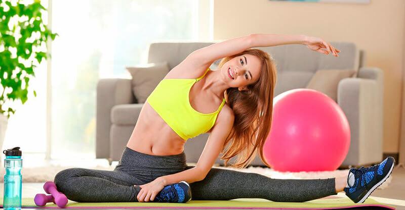 Основные упражнения для фитнеса в домашних условиях
